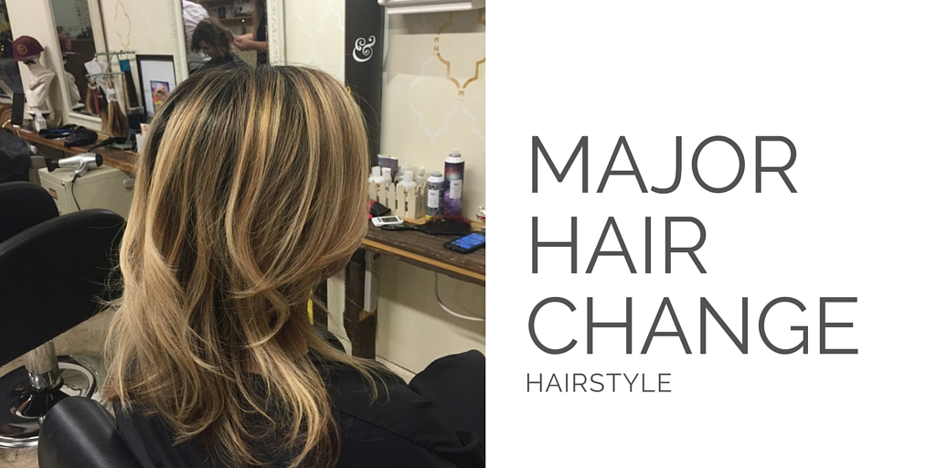 Hairstyle Change : Major Hair Change - Hairstyle - Beautyvice Blog