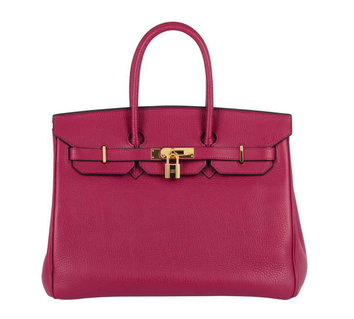 Let your leather tote represent your personality.